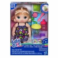 BA Blonďatá panenka s mixérem