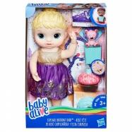 BA Narozeninová blonďatá panenka