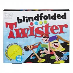 Gra Twister Blindfolded