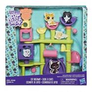 Littlest Pet Shop Set mačací domček