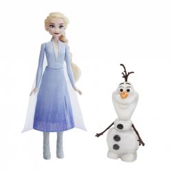 Frozen 2 Olaf a Elsa