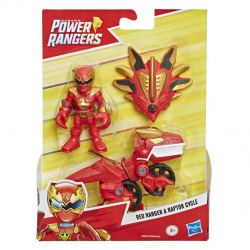 Power Rangers dvě postavičky