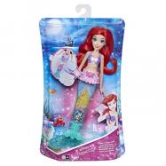 Disney Princess panenka svítící Ariel do vody