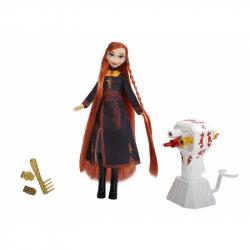 Frozen 2 Anna a česaci set