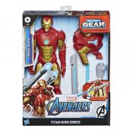 Avengers figúrka Iron Man s Power FX príslušenstvom
