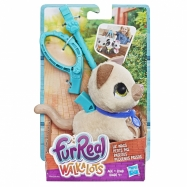 Hasbro Fur Real Friends Walkalots malá kočka
