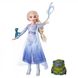 Frozen 2 Bábika Elsa s kamarátom