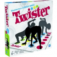 Zábavná hra - Twister