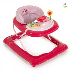 Chodítko Player Disney minnie pink II
