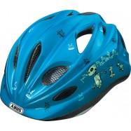 Dětská helma ABUS Chilly BLUE 46-52cm