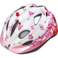 Dětská helma ABUS Chilly PINK 46-52cm