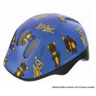 Detská helma Ventura XS modrá 48-52cm