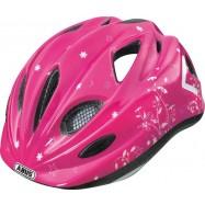 Dětská helma ABUS Super Chilly PINK 52-57cm