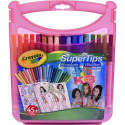 Kreativní sada Crayola v kufříku