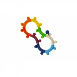Hess Chrastítko motorické barevné