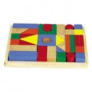 Drevené hračky - Drevené kocky - Kocky