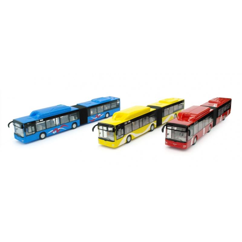 Autobus - model 1:43 na setrvačník