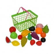 Plastový košík - ovoce