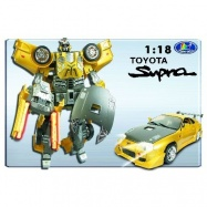 Road Bot Toyota Supra 1:18 zvuk + svetlo