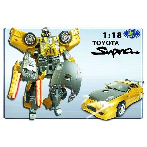 Road Bot Toyota Supra 1:18 zvuk+světlo
