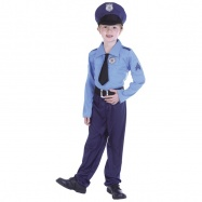 Kostým policista,110-120 cm