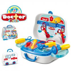 Doktor kufrík - auto