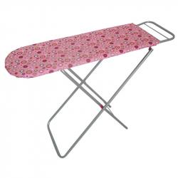 Žehlící prkno -  růžové s puntíky