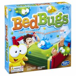 Společenská hra Bed bugs