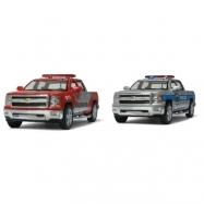 Auto 2014 Chevrolet Silverado Policie/hasiči