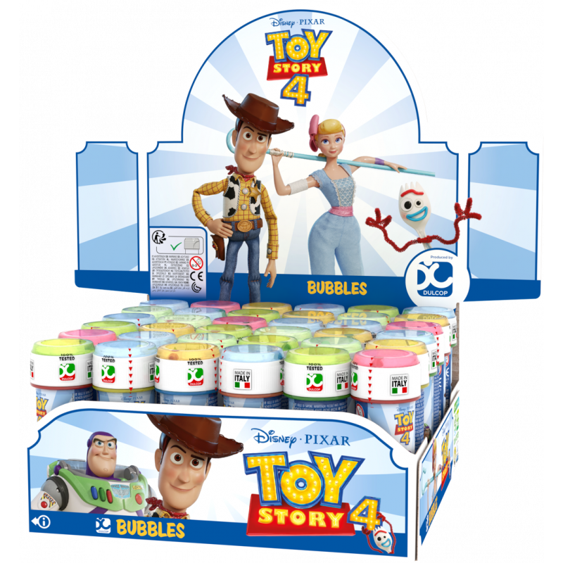 Bublifuk Toy Story 4 60 ml