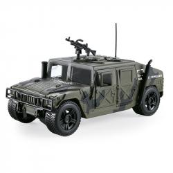 Wojskowy pojazd opancerzony