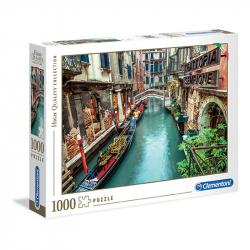 Puzzle 1000 dílků Benátský kanál