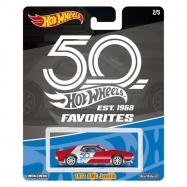 Hot Wheels prémiové auto - 50.let výročí