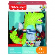 Fisher Price krokodýlek s aktivitami
