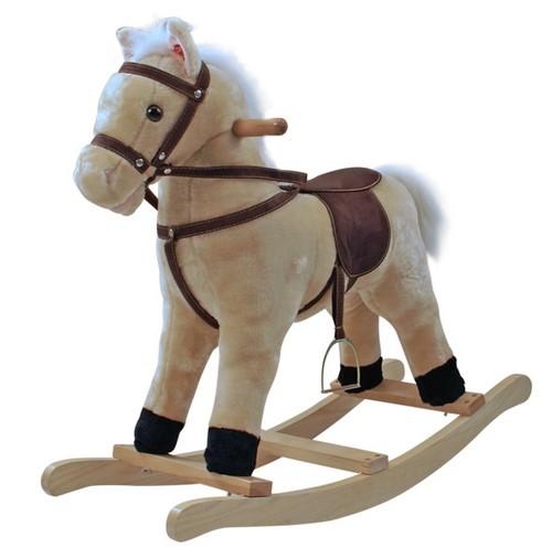 Houpací kůň Sugar se zvuky
