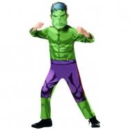 Kostium dla dzieci Avengers Hulk Classic rozmiar S