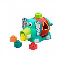 Slon Jumbo s vkladacími tvarmi
