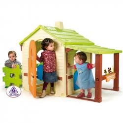 Injusa domek dziecięcy country garden