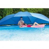 Deštník na bazén