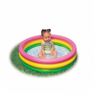 Bazén 3 kruhový dětský  86x25 cm