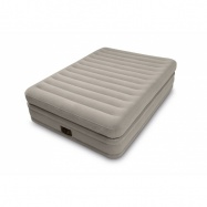 Nafukovací vyvýšená postel velikosti queen 152x203x51cm s ve