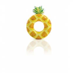 Nafukovací kruh ananás 1,17mx86cm