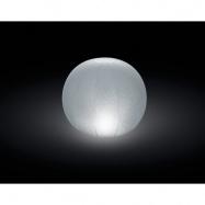 Nafukovacia LED lopta 23x22cm
