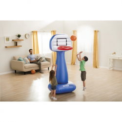Basketbalový set nafukovacie 1,04mx94cmx2,08m