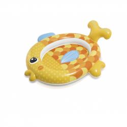 Detský bazénik nafukovacie zlatá rybka