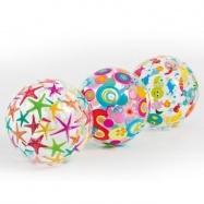INTEX Nafukovací míč LIVELY 59040