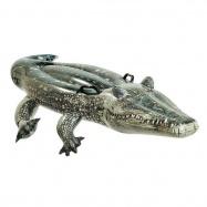 Nafukovací  sedátko aligátor