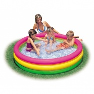 Bazén dúhový 114x25cm