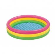 Bazén dúhový 147x33cm