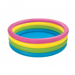 Bazén 4 kruhy 168 x 46 cm